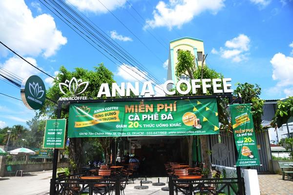 MỪNG THÀNH VIỂN MỚI ANNA COFFEE QUẬN 12