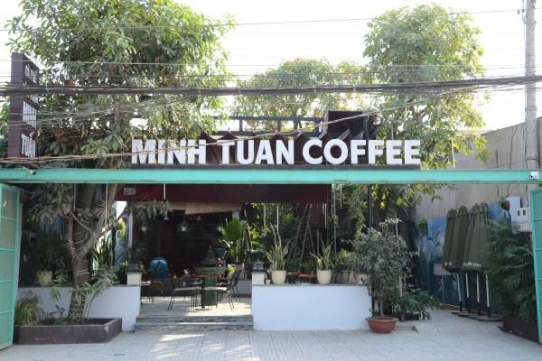 MINH TUẤN COFFEE ĐỨC HÒA, LONG AN.! (ĐỐI TÁC ANNA COFFEE)